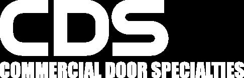 Superieur CDS Commercial Door Specialties